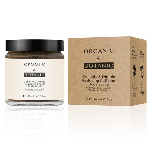 CELLULITE CAFFEINE BODY SCRUB 120ML - Olympia Beauty Online Store