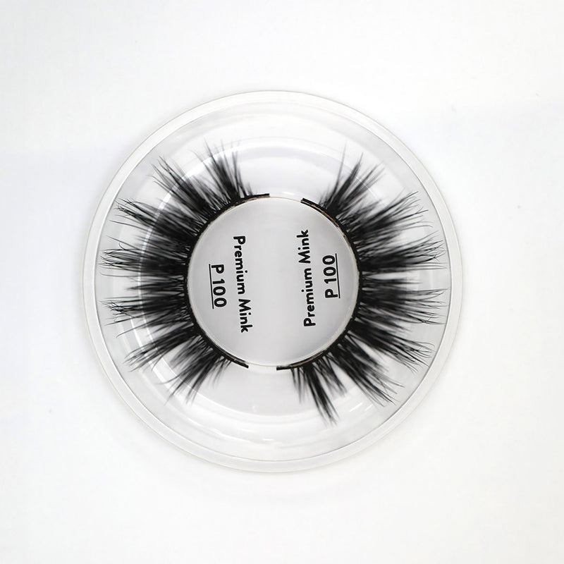 P100 | PREMIUM MINK LASHES - Olympia Beauty Online Store