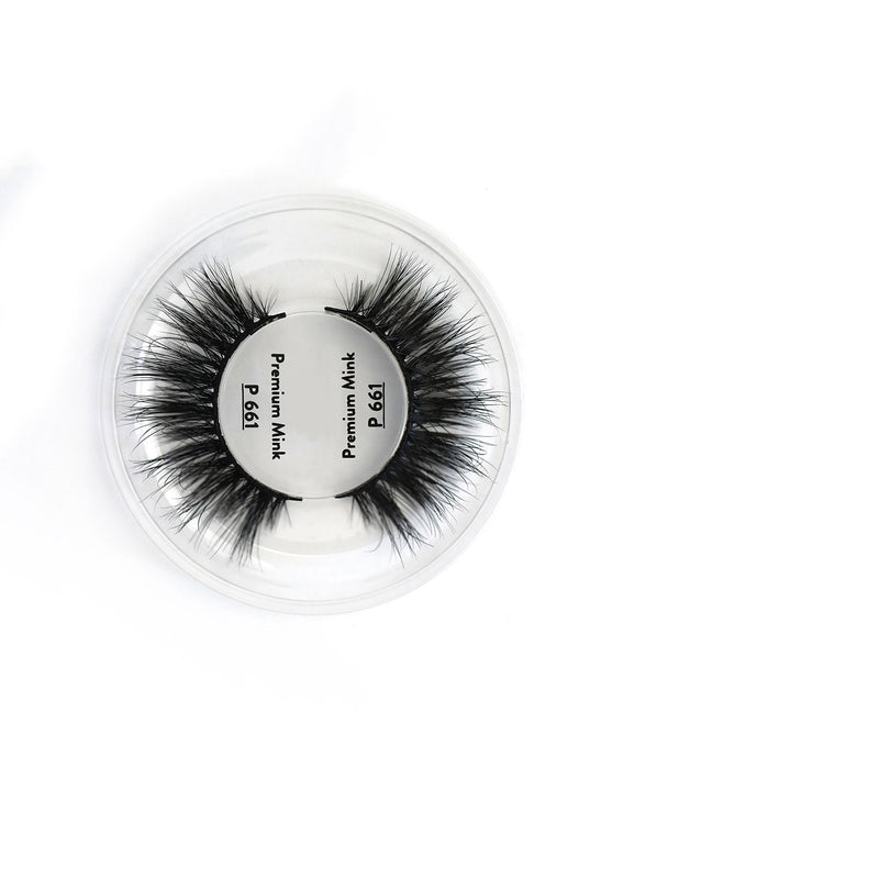 P661 | PREMIUM MINK LASHES - Olympia Beauty Online Store