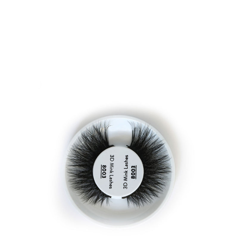 P803 3D | PREMIUM MINK LASHES - Olympia Beauty Online Store