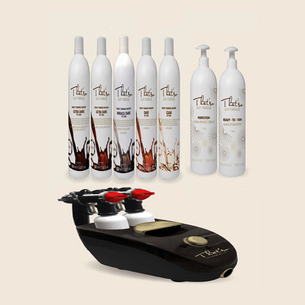 That'so Spray Tan Pro Kit - Olympia Beauty Online Store