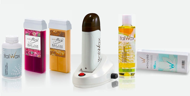 Professional Waxing Roller Kit – Special Offer! - Olympia Beauty Online Store