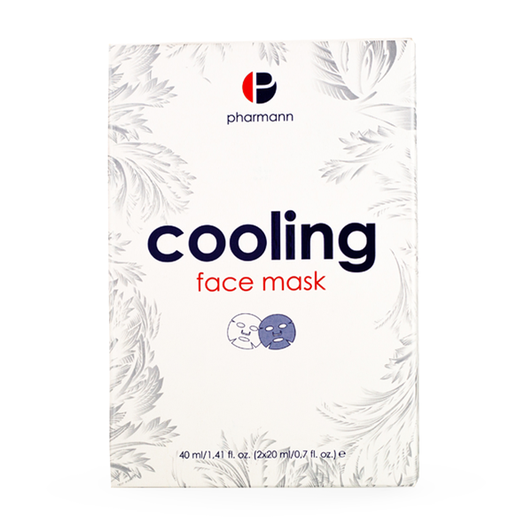 Pharmann Cooling Face Mask - Olympia Beauty Online Store