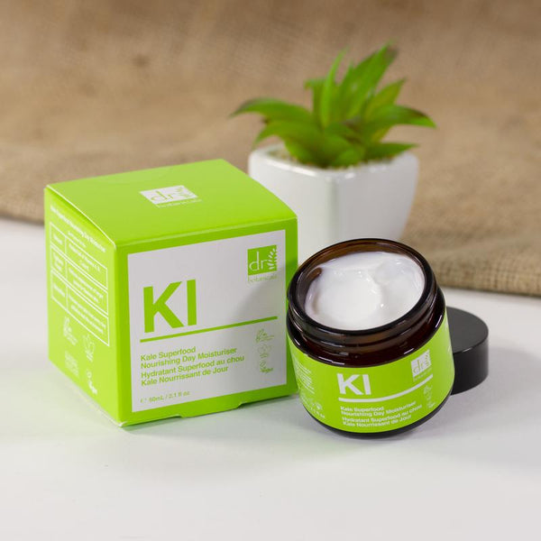 KALE SUPERFOOD NOURISHING DAY MOISTURISER - Olympia Beauty Online Store