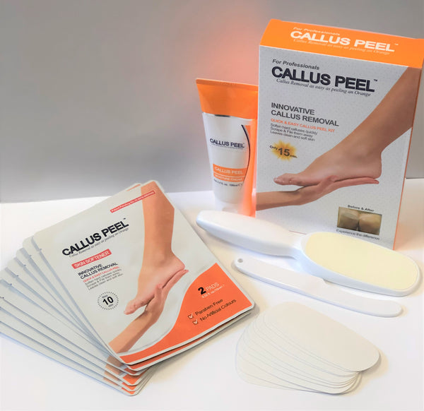 Original Callus Peel – Starter Kit