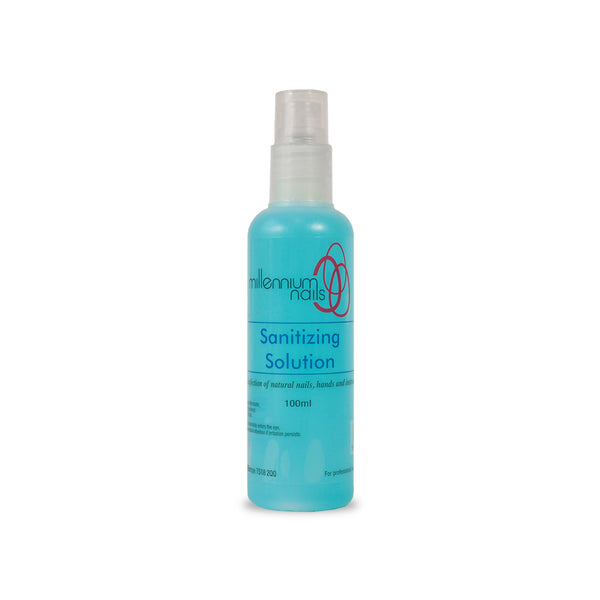 Sanitising Solution 100ml - Olympia Beauty Online Store