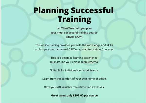Planning a Successful Training Course - Olympia Beauty Online Store