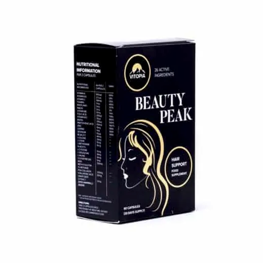 Beauty Peak Hair - Olympia Beauty Online Store