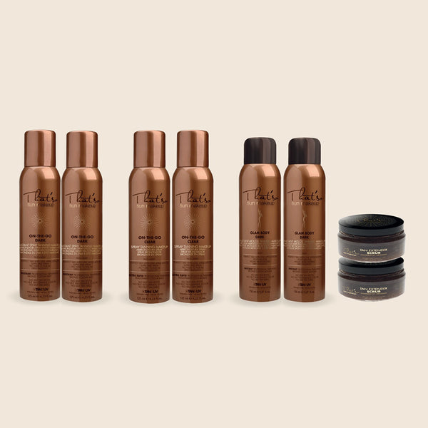 That'so Self Tanning Retail Kit - Olympia Beauty Online Store