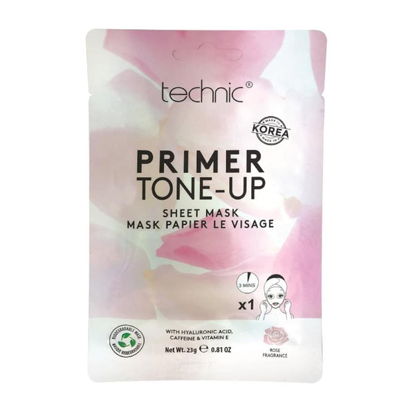 Technic Primer Tone Up Sheet Face Mask