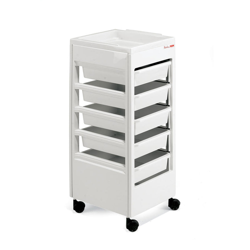 Studio Beauty Trolley White - Olympia Beauty Online Store