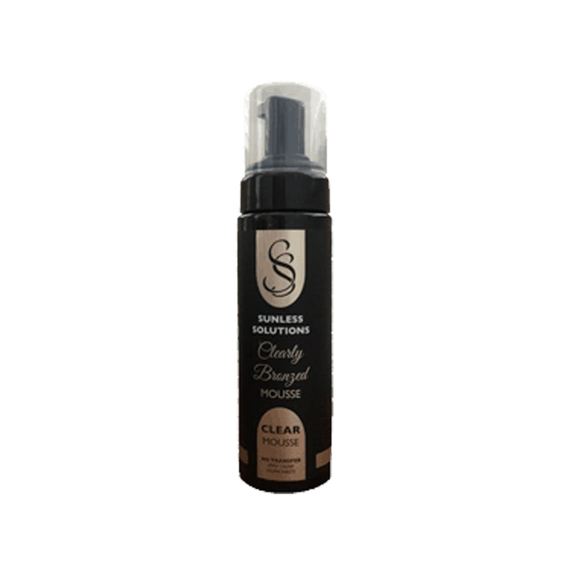 Clearly Bronzed Mousse - Olympia Beauty Online Store