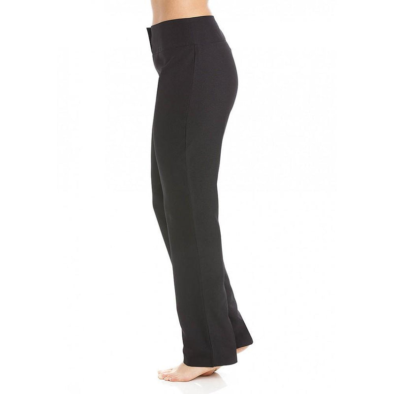Straight Leg Trousers Black - Olympia Beauty Online Store