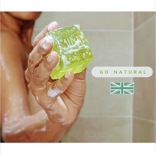 Tea Tree + Lime + Mint - 3 in 1 Cleansing Bar - Olympia Beauty Online Store
