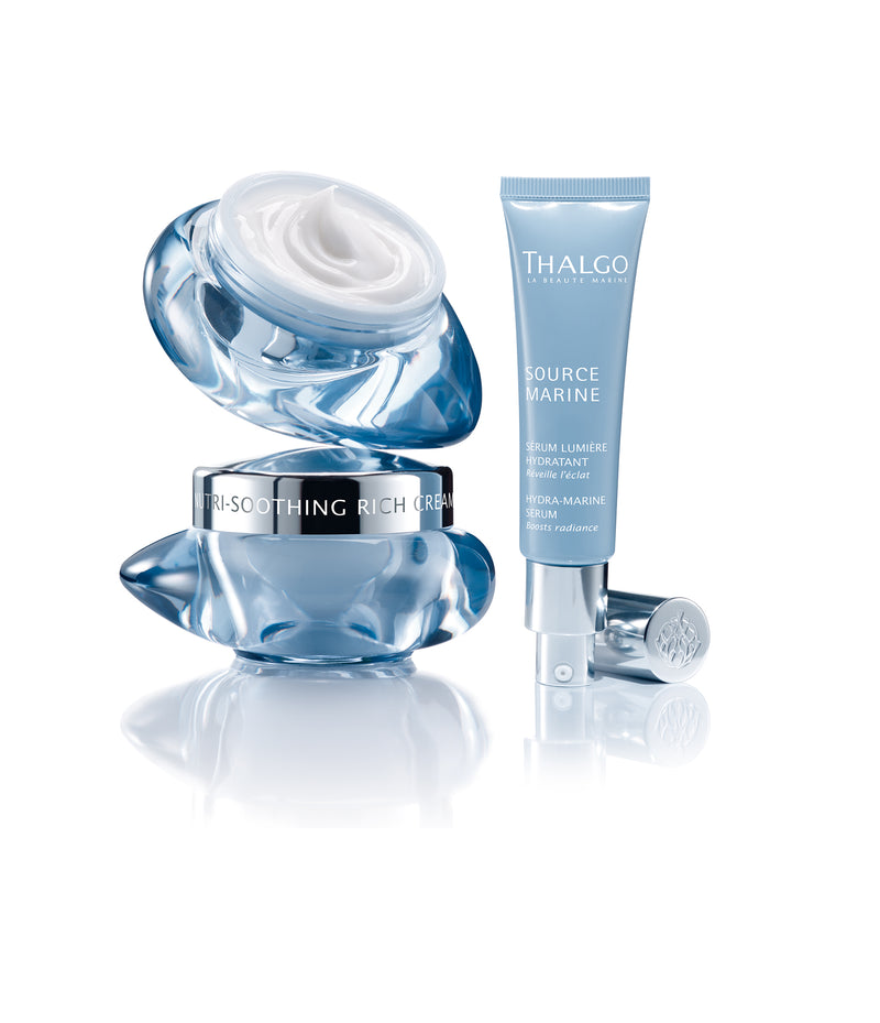 Thalgo Facial Starter Package B (3 professional facials) - Olympia Beauty Online Store