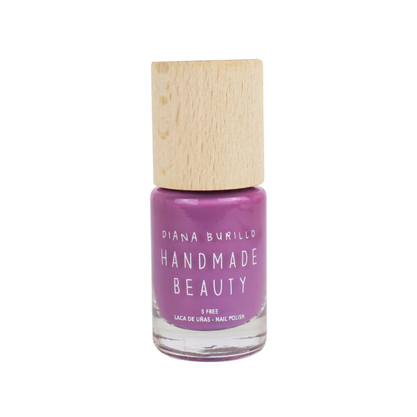 Toxic-Free Nail Polish, Colour PLUM - Olympia Beauty Online Store