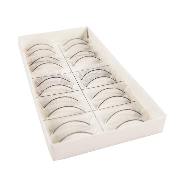 Practice Training Lashes (10 Pairs) - Olympia Beauty Online Store