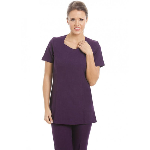 Vegas Tunic Aubergine - Olympia Beauty Online Store