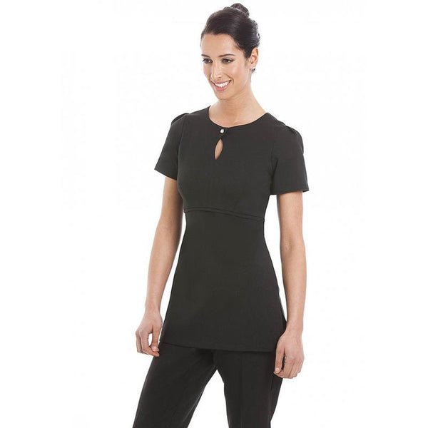 Verona Tunic Black - Olympia Beauty Online Store