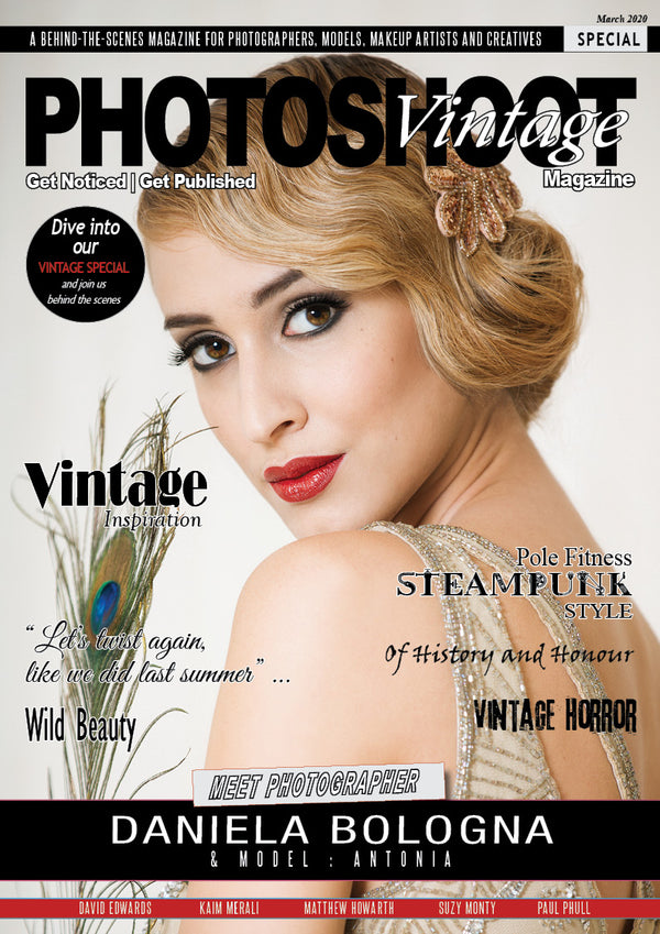 Vintage Special - PRINTED Edition + Free Digital Download - Olympia Beauty Online Store