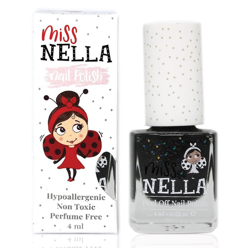 Surprise Party Glitter 4ml Peel off Kids Nail Polish - Olympia Beauty Online Store