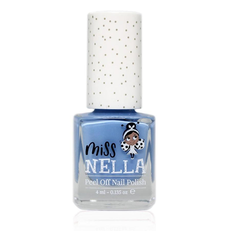 Blue Bell 4ml Peel off Kids Nail Polish - Olympia Beauty Online Store