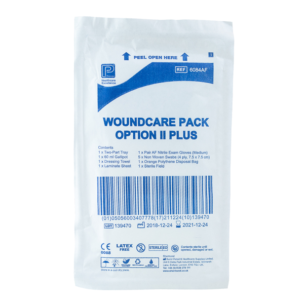 Wound Care Pack - Olympia Beauty Online Store