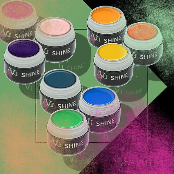 40 Gel Colours - Olympia Beauty Online Store