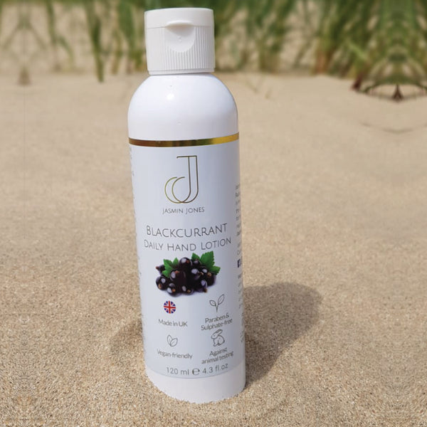 Blackcurrant Daily hand lotion – 120Ml - Olympia Beauty Online Store