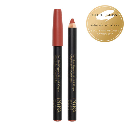 Certified Organic Lipstick Crayon - Olympia Beauty Online Store