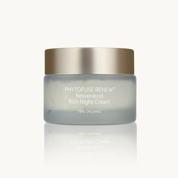 Phytofuse Renew Resveratrol Rich Night Cream - Olympia Beauty Online Store