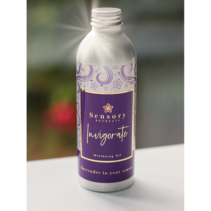 Invigorate Wellbeing Oil - Olympia Beauty Online Store