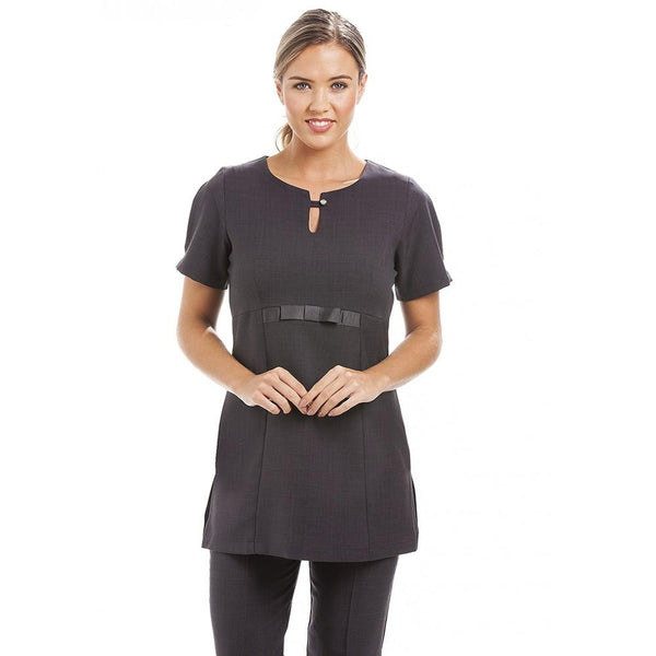 Abela Tunic Dark Grey - Olympia Beauty Online Store
