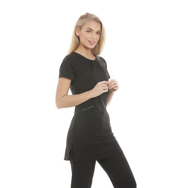 Roma Tunic Black - Olympia Beauty Online Store