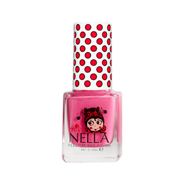 Pink A Boo 4ml Peel off Kids Nail Polish - Olympia Beauty Online Store