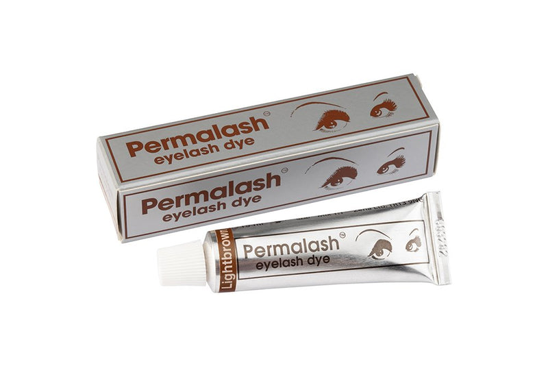 Permalash Light Brown - Olympia Beauty Online Store