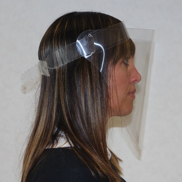 Protective Plastic Face Visor - Olympia Beauty Online Store