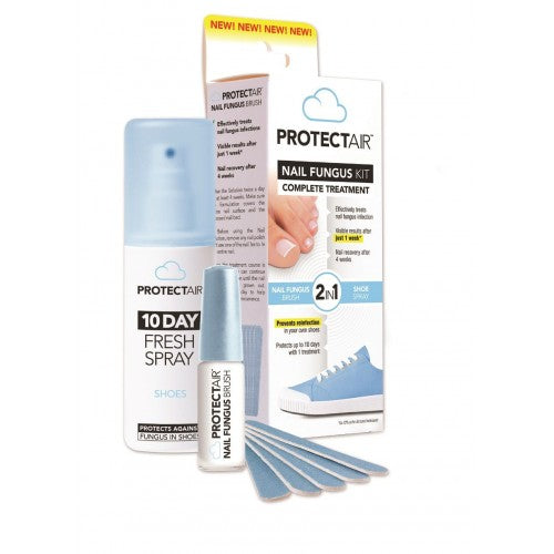 PROTECTAIR Nail Fungus Kit -Complete Treatment - Olympia Beauty Online Store