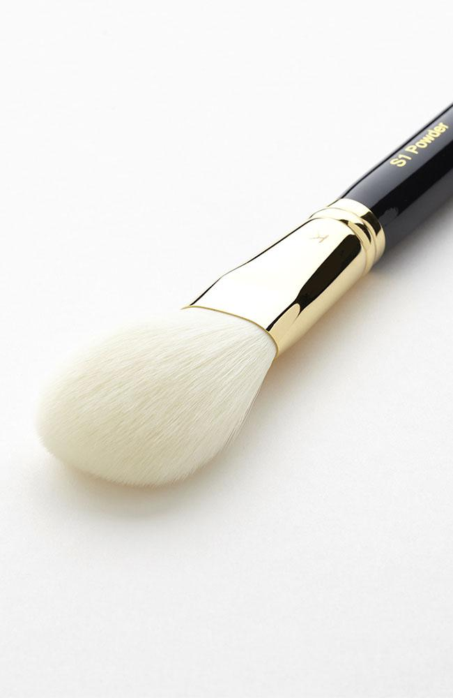 Vegan Powder Brush S1 - Olympia Beauty Online Store