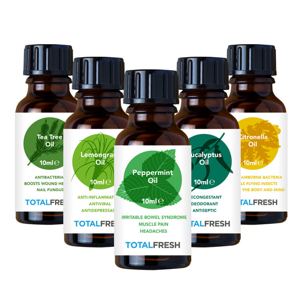 TotalFresh Essential Oils Pack - Olympia Beauty Online Store