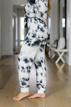 Rejuvenation Black & White Joggers