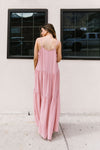 Dreamy Layered Chiffon Dress