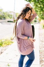 Out Of The Box Mauve Top