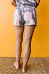 Swirly Girl Lounge Shorts