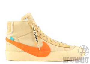Nike Blazer Mid Off-White All Hallows Eve