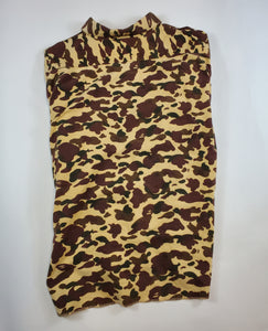 Bape OG Pull Yellow Camo Pull Over