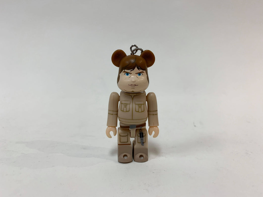 Bearbrick 100% Happy Kuji Starwars #17 Luke Skywalker