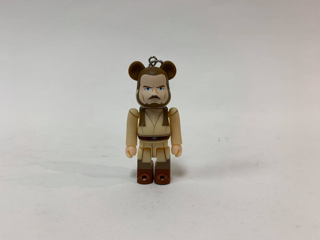 Bearbrick 100% Happy Kuji Starwars #1 Obi Wan Kenobi