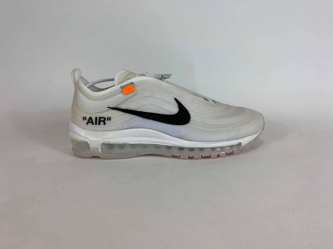 OffWhite Nike Air Max 97 White OG