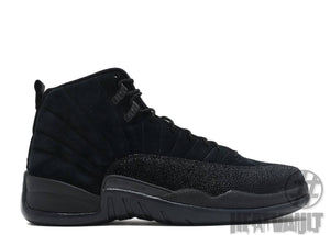 Air Jordan 12 OVO Black